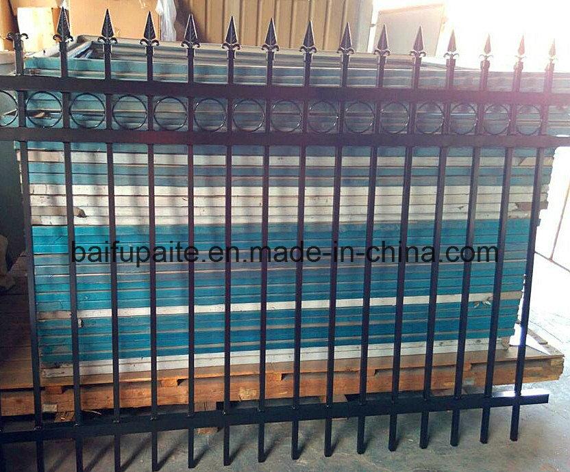 Cheap Iron Fence Aluminium Fence Farm Fence Livestock Fence Panel