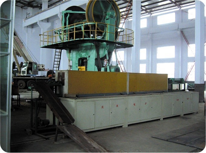 Medium-Frequency Induction Furnace From Cassie