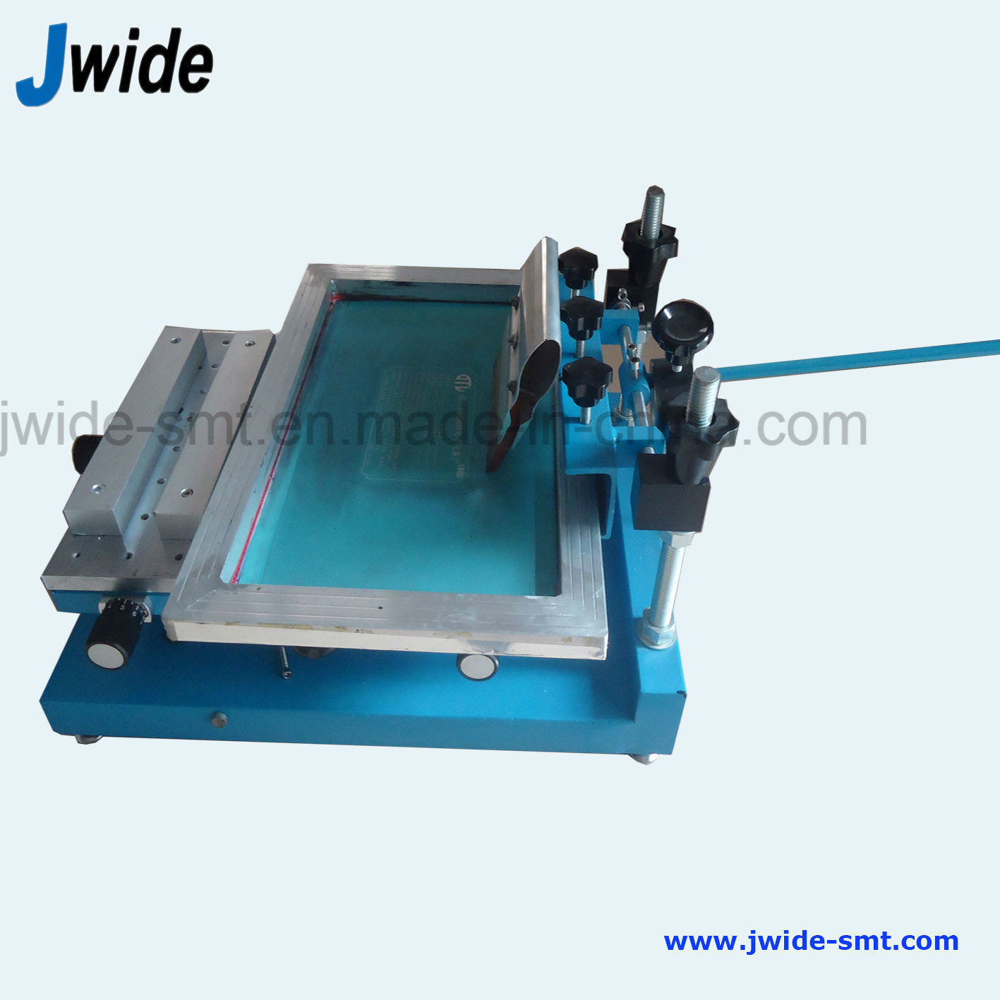 High Precision SMT Manual Stencil Printer