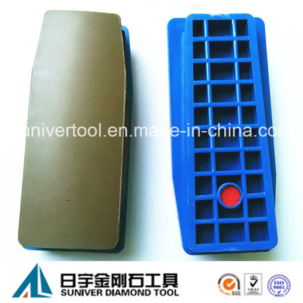 400# Resin Diamond Grinding Block for Polishing Granite Slabs