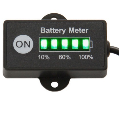 Battery Gauge Indicator