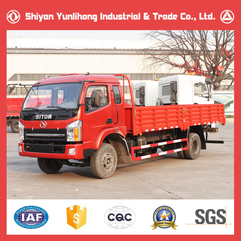 Tri-Ring 4X2 10 Ton Cargo Light Truck