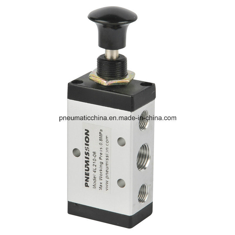 Mechanical Valve 4L Series From China Pneumission