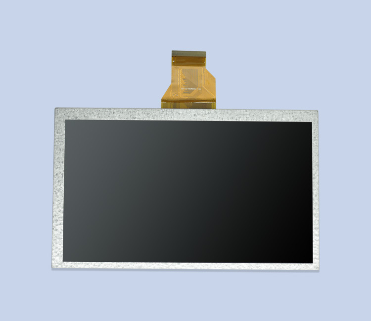 8 Inch LCD Display 40 Pin Resolution 1024 X600 LCD Monitor