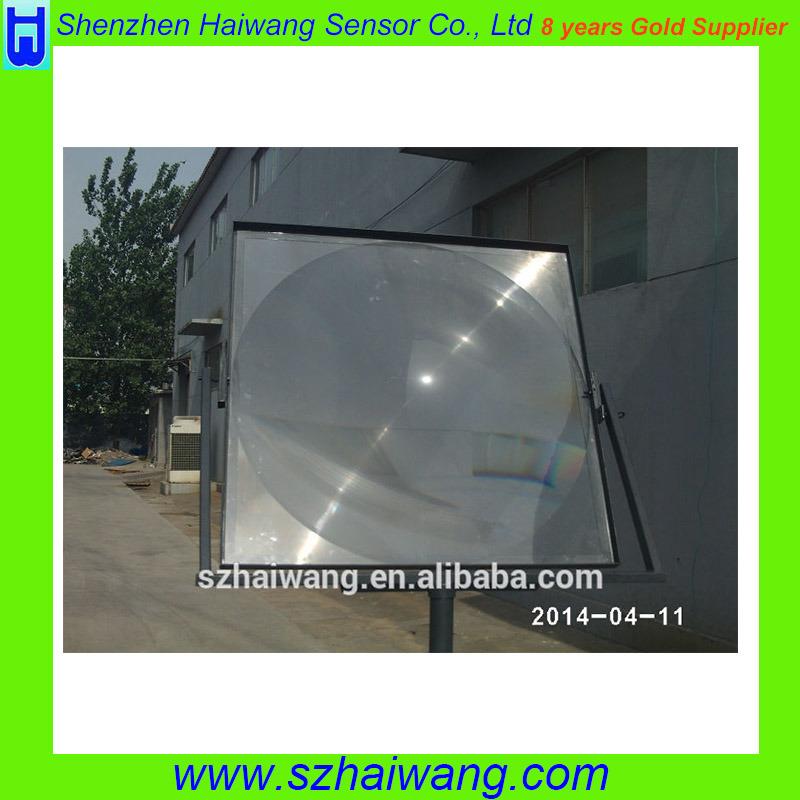 Factory Supply Fresnel Lens for Solar Cooker (HW-F1000-5)