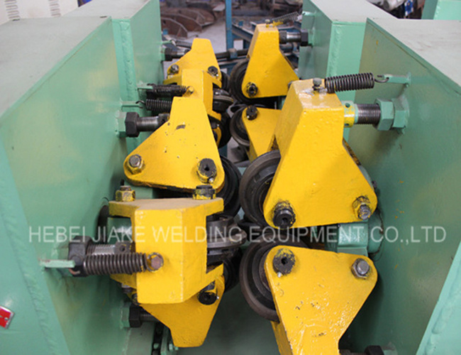 Cold Rolling Ribbed Wire Production Line Machine