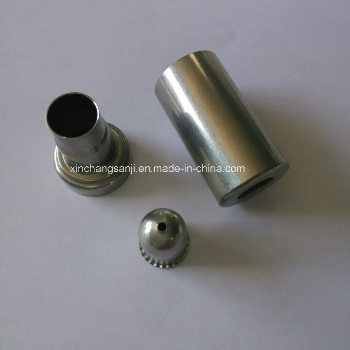 Stainless Steel Deep Drawn Stamping Parts for Sensors