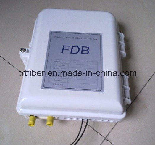 16 Port FTTH Fiber Customer Terminal Box
