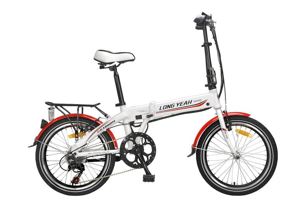 Folding Electric Bike TDM1201z 1st