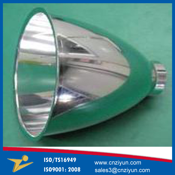 Customized Metal Conical Barrel with Spinning Service