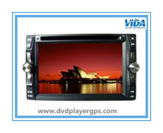 Hot Sales Universal Tousch Screen 6.2′′two DIN Car DVD Player Car MP4 Player