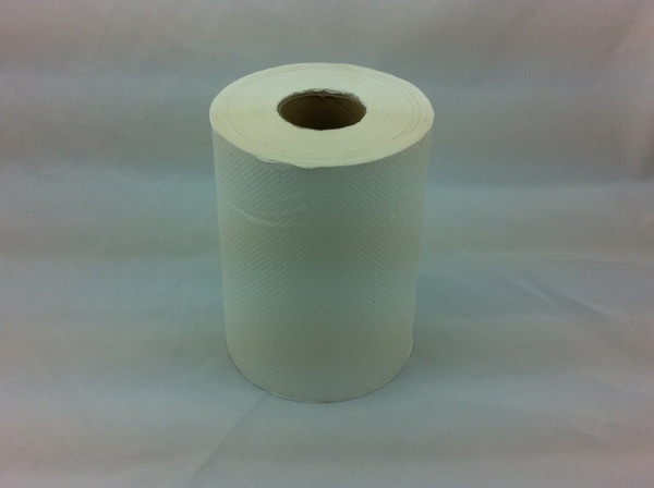 Hand Roll Paper Towel Virgin White Material