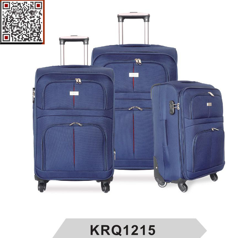 Ormi Factory 3PCS 1200d Inside Trolley Travel Luggage Suitcase