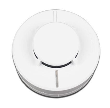 24V 4 Wire Smoke Detector for Hotel or Supermarket Fire Safety