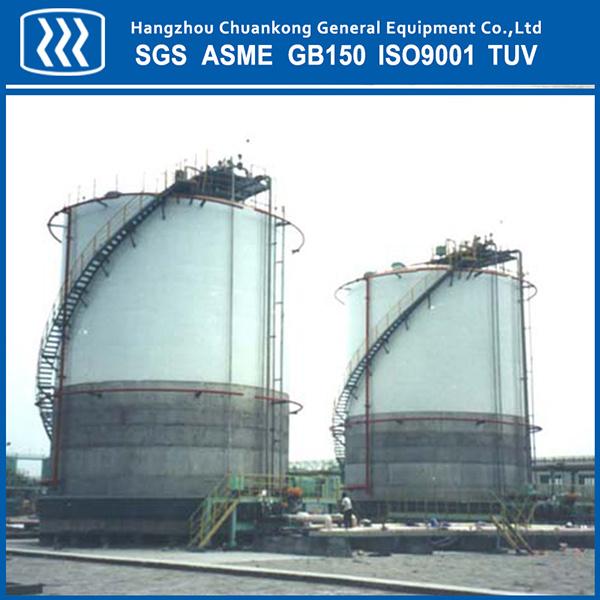 ASME GB Cryogenic Liquid Oxygen Nitrogen CO2 LNG Tank