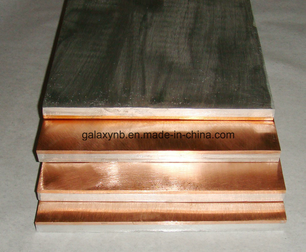 High Quality Titanium Clad Copper Plates