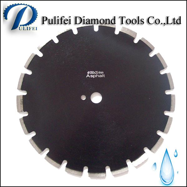 Concrete Road Asphalt Cutting Silent Core Concrete Diamond Saw Blade