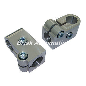Aluminum T Clamp Adapter for Pressing Plant