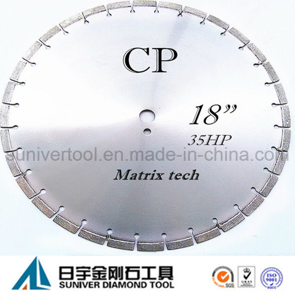Professional Diamond Saw Blade for Reinforced Concrete