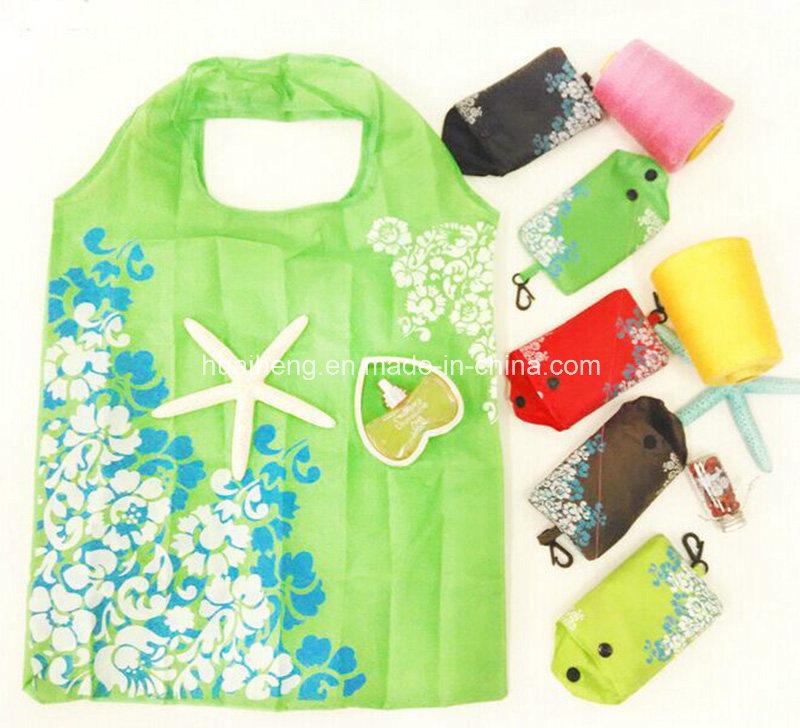 Portable Eco Foldable Stylish Bag Reusable Shopping Bag Groceries Bags