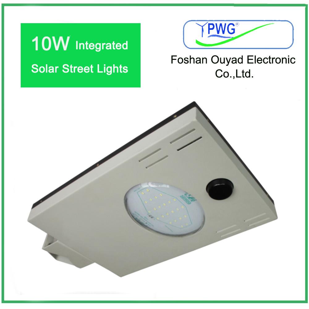 All in One Solar Light 10/20W LED Solar Light