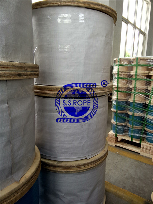 7*19-6.0 Stainless Steel Wire Rope