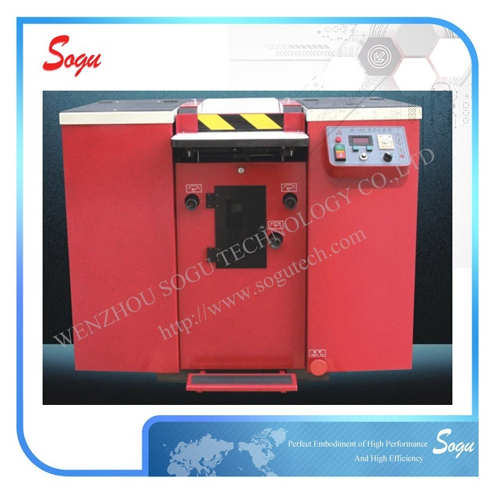 Xb0044 PLC Knife Leather Splitting Machine