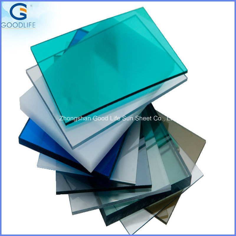 Anti-Static Waterproof Eco-Friendly Polycarbonate Solid Sheet