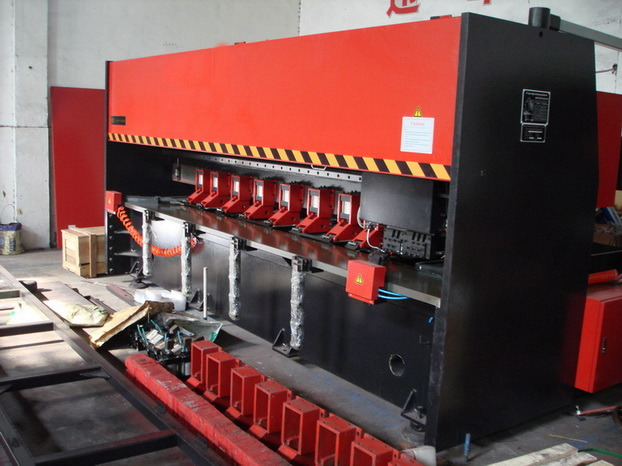 Vee Grooving/ Cutting Machine for Stainless Steel