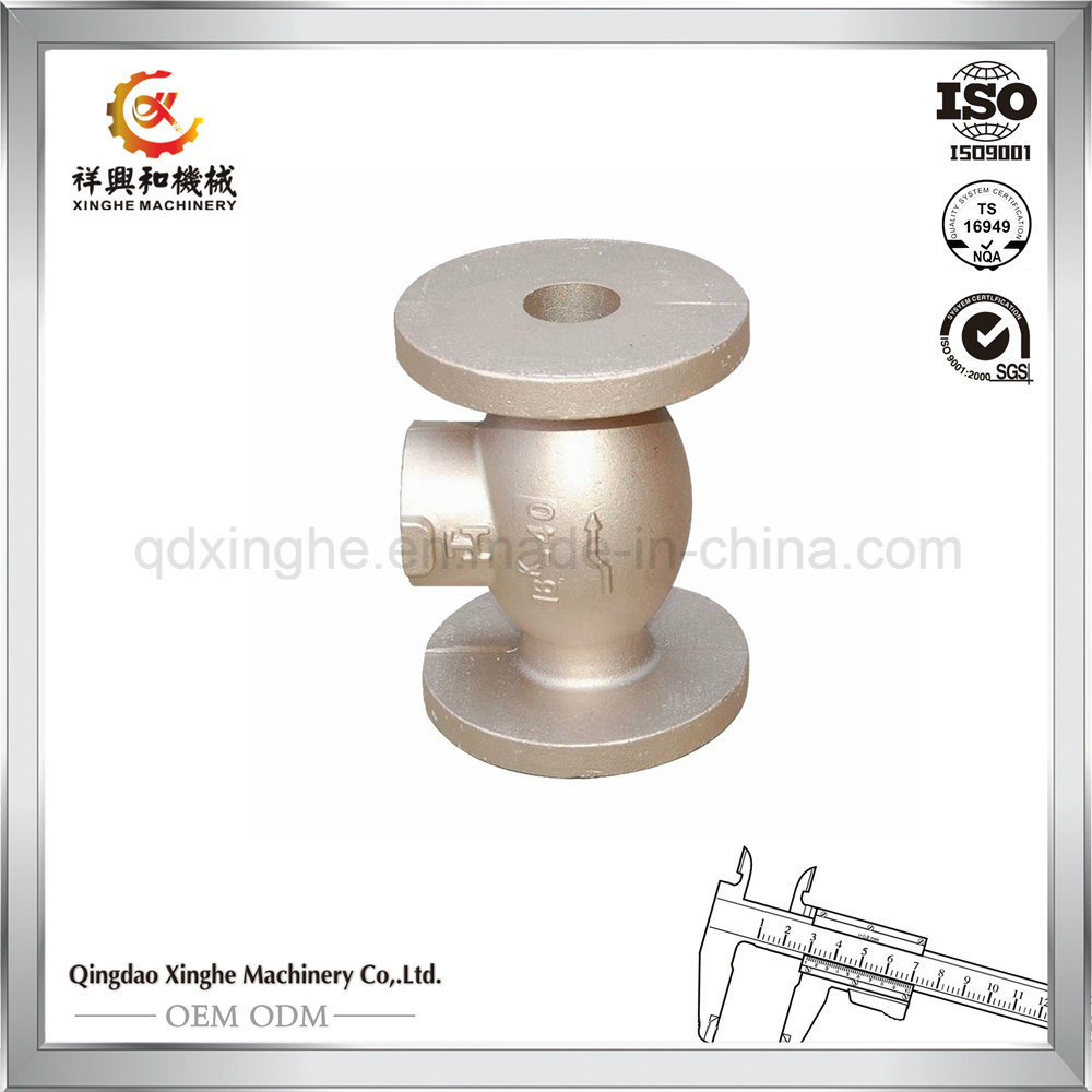 OEM Bronze Parts Brass Sand Casting Factory