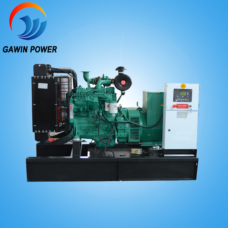 100kw Water Cooled Cummins Diesel Generator Set