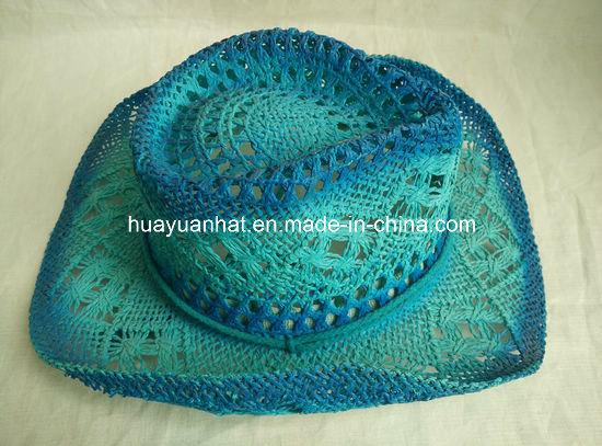 Paper Straw Popular Cowboy Hat