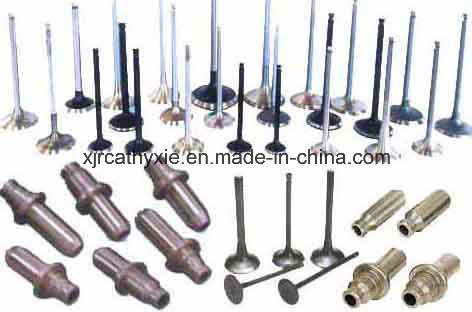 Engine Valve for High Quality Motorcycle Parts