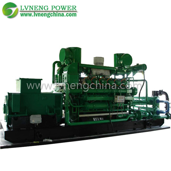 ISO, Ce Approved Coal Gas Gasifier Generator Hot Sale