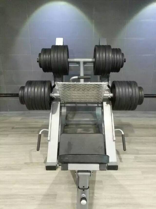 Heavy Duty 45 Leg Press Commercial Fitness Equipment for Sports Fitness