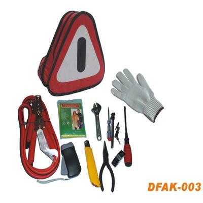 Auto Emergency Breakdown Roadside Car Tool Kit (DFAK-003)