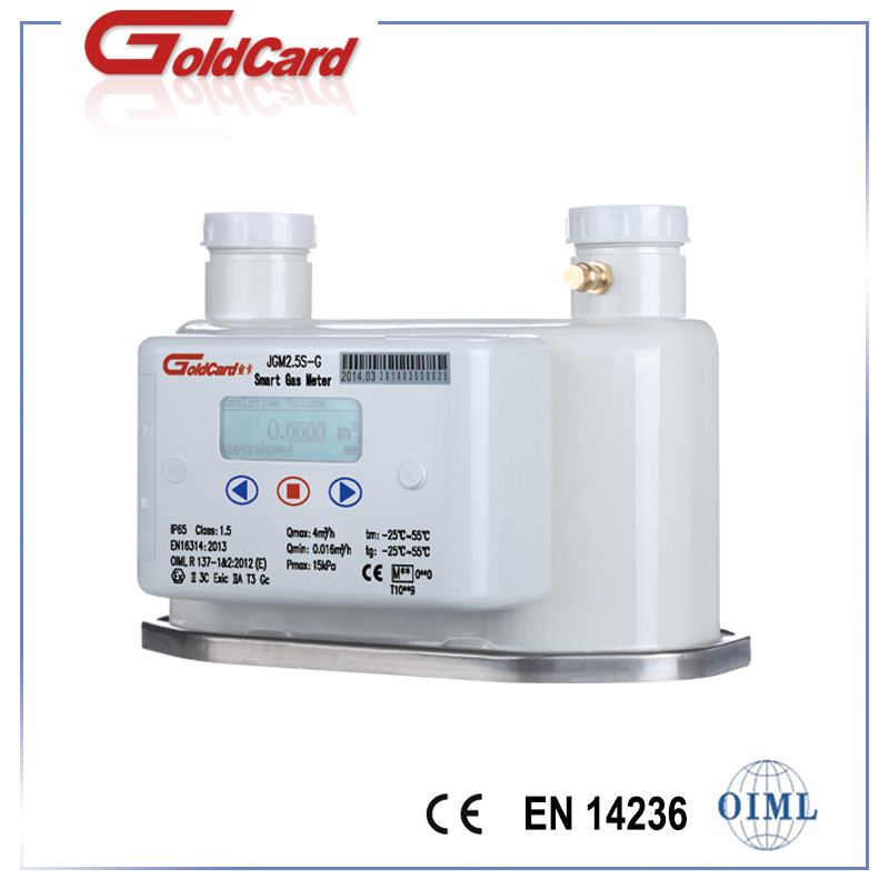 Domestic Smart Thermal Gas Meter- G1.6/2.5