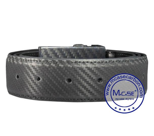 New Arrival High Quality Real Carbon Fiber Whole Men′s Belt