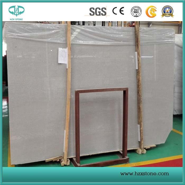 Cinderella Grey/Shay Grey/Cinderella/Shay/Mediterrainean/Pure Grey Marble/Pure Marble for Floor Tile/Slab/Countertop/Steps/Construction
