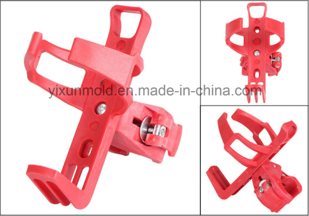Customized Moulded Plastic Bicycle Bike Spare Parts for Putting Bottle