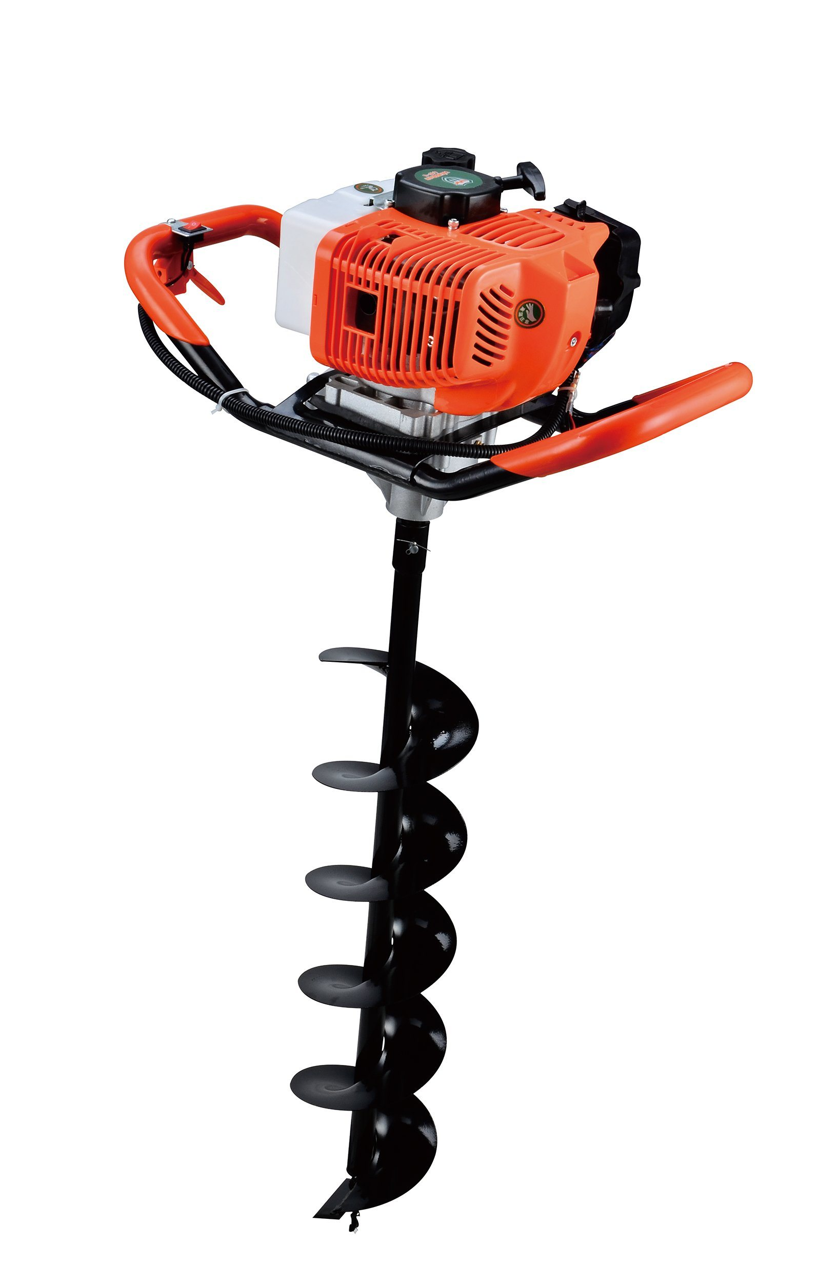 62cc 1.9kw Earth Auger with 100mm 150mm Auger Bits