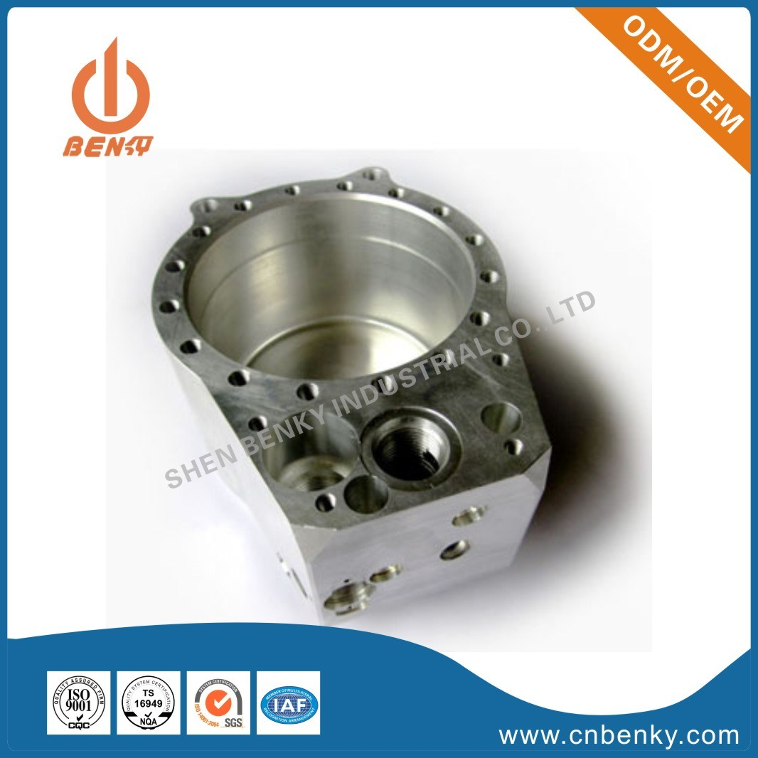 Precision CNC Machining Parts for Hydraulic Crimper Cylinder Parts C1952