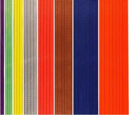 Polyester Webbing Sling Fabric 6: 1