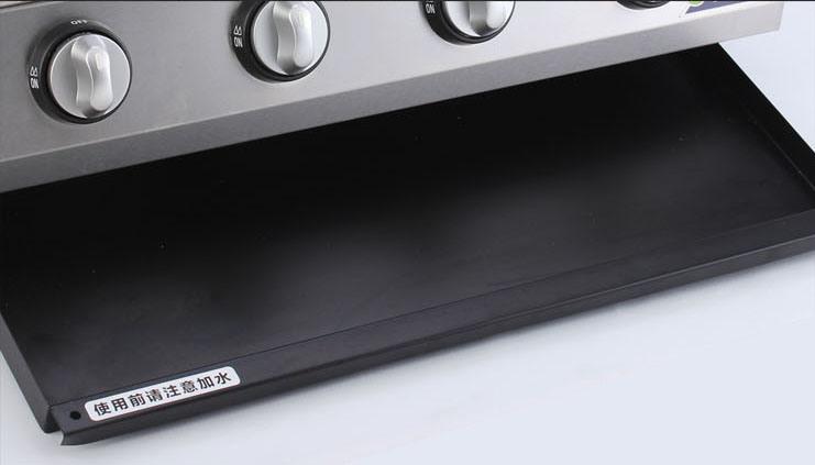 Infrared Burner BBQ Grill