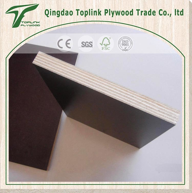 China Shuttering Plywood Board 12mm 18mm Manufacturer