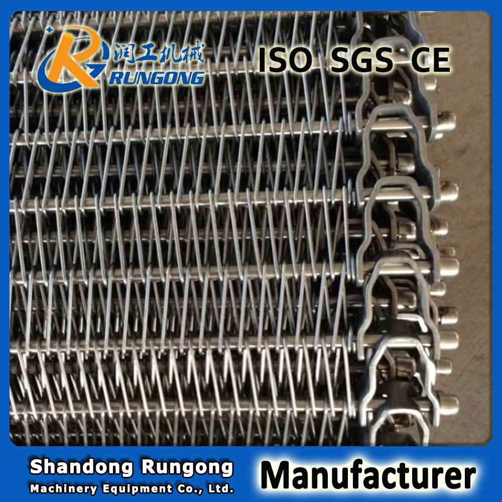 Metal Wire Conveyor Belt