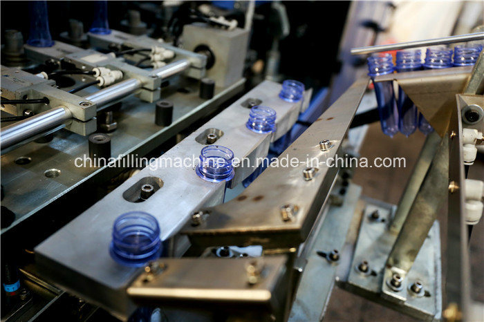 Automatic Juice Pet Bottle Blow Moulding Machine with Ce