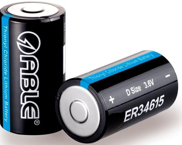 Er34615 3.6V Lithium Battery D Size