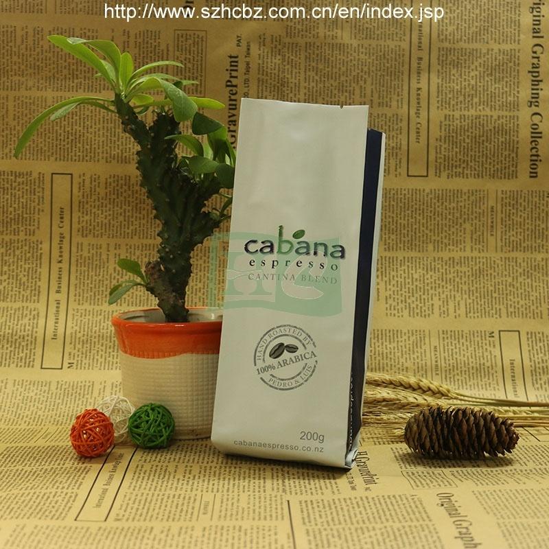 Printing Coffee Pouch Bag,Printing Coffee Bag