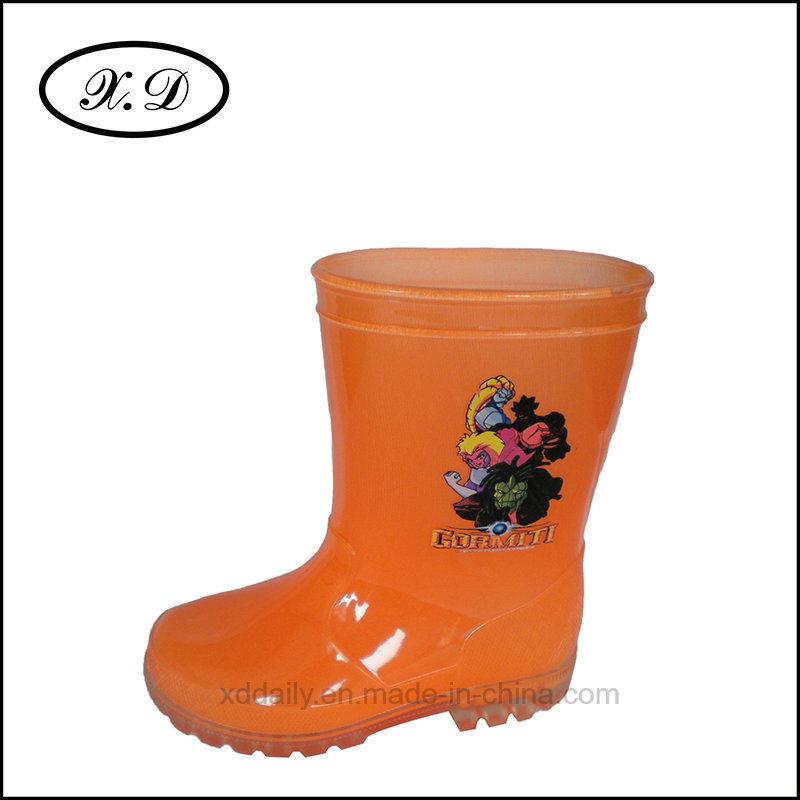 Rain Fashion Kid Boots (BX-024)